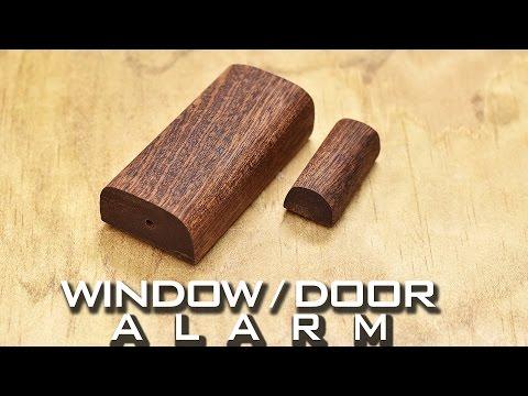 DIY-Alarmanlage - für Türen und Fenster