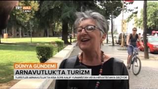 Arnavutluk Turizminin Potansiyelini İnceledik - Dünya Gündemi - TRT Avaz