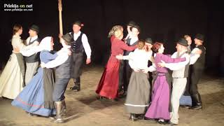 Šesti folklorni festival Prlekije v Ljutomeru