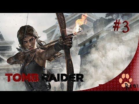 Tomb Raider 2013 (PS4) CZ Záznam streamu #3 |R-e-n| (ofiko Twitch série)