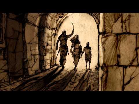 Plenění Králova přístaviště dle mistra Luwina