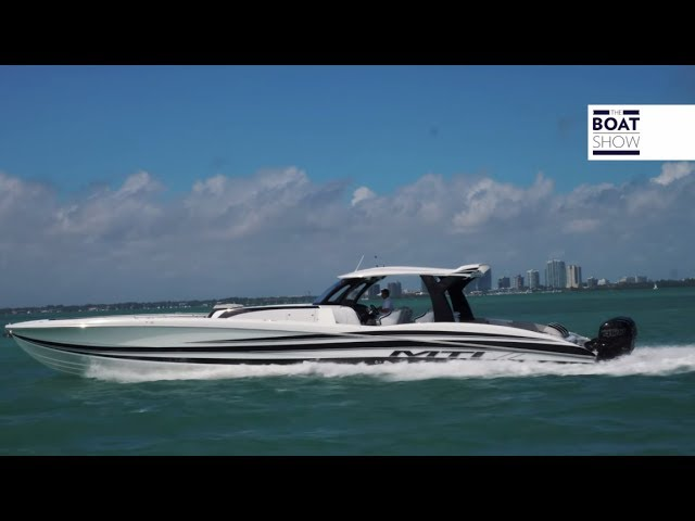 [ENG]  MARINE TECHNOLOGY INC. V-57 -  4 K Full Review - The Boat Show