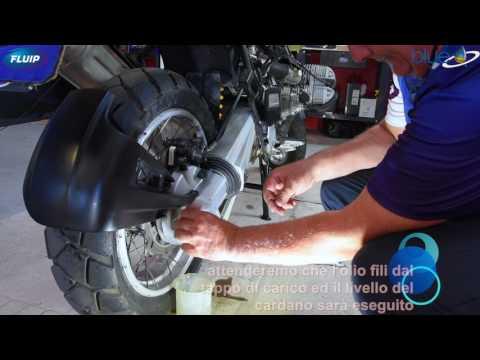 Manutenzione cambio e cardano Bmw R 1100 GS e test su strada