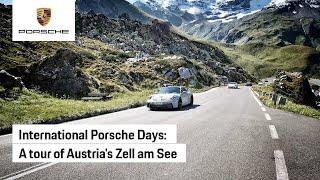 International Porsche Days 2021: Zell am See