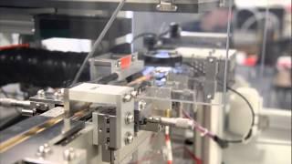 High Speed Laser Tablet Drilling System