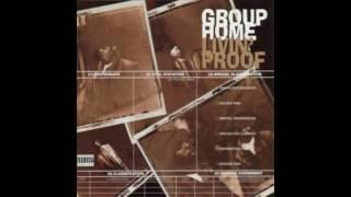 Group Home   Livin' Proof (1995) (Full Album)