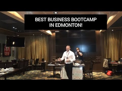 Best Business Bootcamp In Edmonton