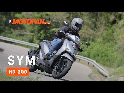 Vídeos SYM HD 300