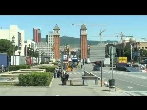 Barcelona city trip