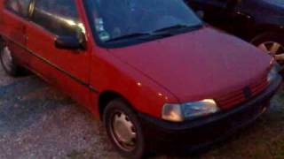 preview picture of video 'This is our new Fieldracer Peugeot 106 ** The Pepperoni **'