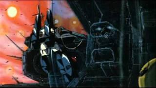 超時空要塞マクロス愛・おぼえていますか戦闘シーンOP~戦闘1