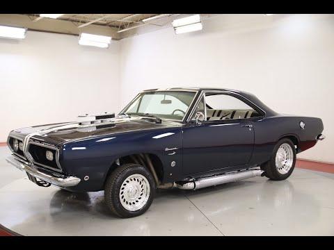 1968 Plymouth Barracuda (CC-1380523) for sale in Denver , Colorado