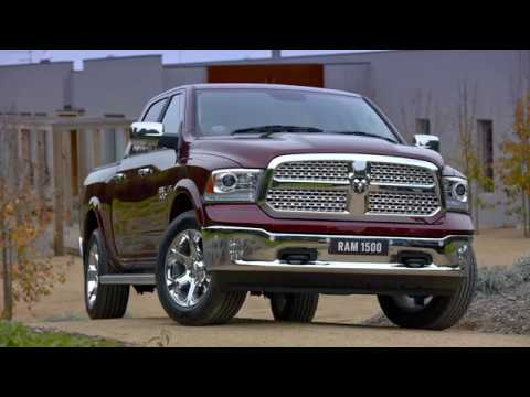 YouTube Video of the RAM 1500 Launch by DrivenMedia