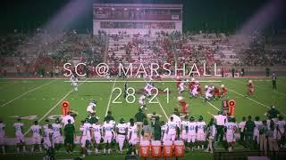 Football Shadow Creek @ Marshall HS