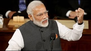 PM Narendra Modis Speech At US Congress