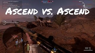 Ascend vs. Ascend | Oil of Empires Operations Highlights | Battlefield 1