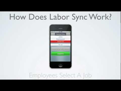 Video of Labor Sync