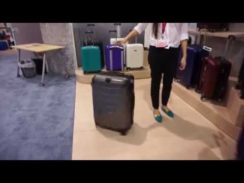 New Luggage Innovations 2014