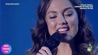 """Maria Parrado """"No Creo En Nada"""" (Gala 30 Aniversario Canal Sur)"""