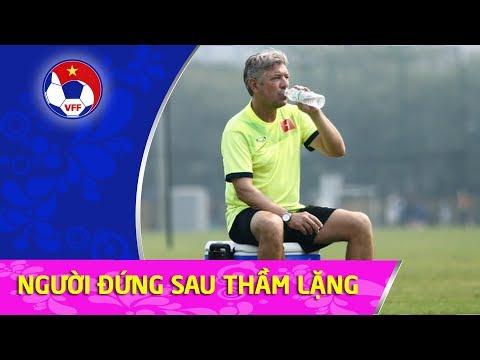 GĐKT Jurgen Gede - nguời đứng sau những chiến công KỲ VĨ của bóng đá Việt Nam