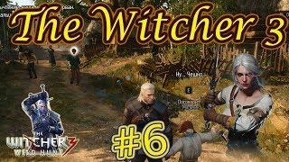 Нашли поджигателя кузни #6 - The Witcher 3: Wild Hunt