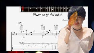 ĐIỀU VÔ LÝ THỨ NHẤT (Nguyên Hà) - Guitar Solo Tab