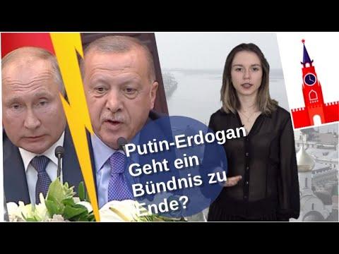 Putin-Erdogan – geht ein Bündnis zu Ende? [Video]