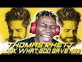 Thomas Rhett - Look What God Gave Her (First Impression) 2LM Reaction