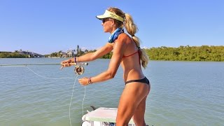 Introduction to Florida Saltwater Flyfishing: How To Cast a Fly Rod