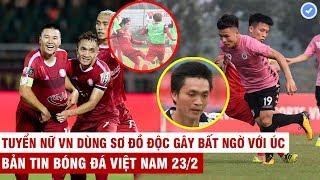 VN Sports 23/2   CLB HCM bị tố vi phạm luật chuyển nhượng vụ Lee Nguyễn, Tuấn Anh- Q.Hải báo tin vui