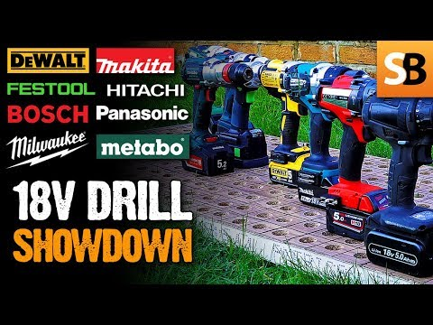 18v Cordless Drill Test – Review Pt 3 Final Result