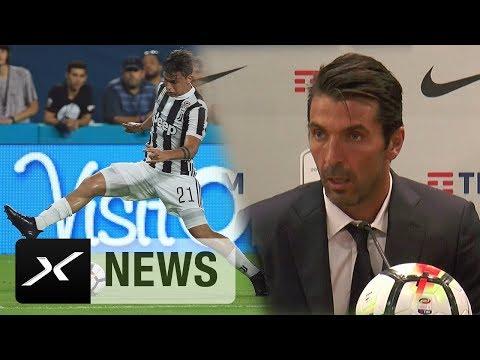"Gianluigi Buffon: ""Einzig Paulo Dybala verdient Nummer zehn"" | Juventus Turin | Serie A TIM"