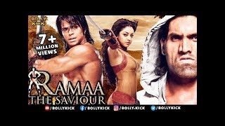 Ramaa The Saviour Full Movie  Hindi Movies 2017 Full Movie  Hindi Movie  Khali  Bollywood Movies