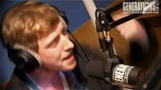 Asher Roth - Generations 88.2 Freestyle