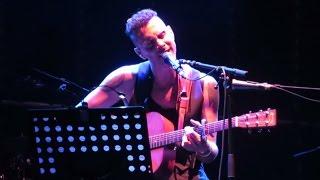 Asaf Avidan - The Labyrinth Song (Park Habsor, Israel 23.7.15)