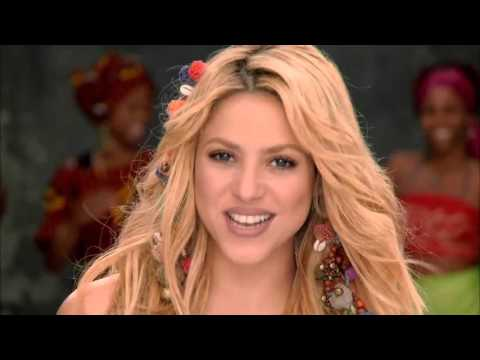 Shakira   Waka Waka This Time for Africa 2010 FIFA World Cup Song (Audio)