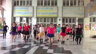 高雄市有氧舞蹈協會  - 泰國恰恰THAI CHA CHA  107 04 01