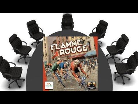 Flamme Rouge Review and How to Play - Chairman of the Board