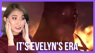 K/DA - VILLAIN (Official Concept Video - Starring Evelynn) Reaction