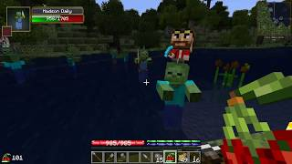 Minecraft - TerraFirmaPunk #1: Strange Adventure