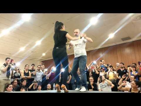 Sergio & Gema Bachata - III Bachatea World Congress 2014-02-15