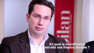 La microfinance, durable et rentable Video Preview Image
