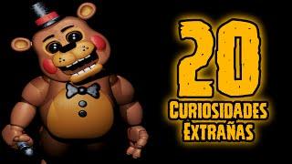TOP 20: Las 20 Curiosidades Extrañas De Toy Freddy De Five Nights At Freddy's 2   fnaf 2