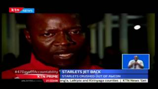 KTN Prime: Harambee Starlets head coach David Ouma blames naivety on their dismal display, 29/11/16