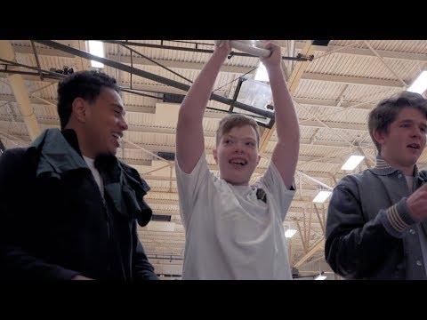 Missouri S&T athletes make a wish come true