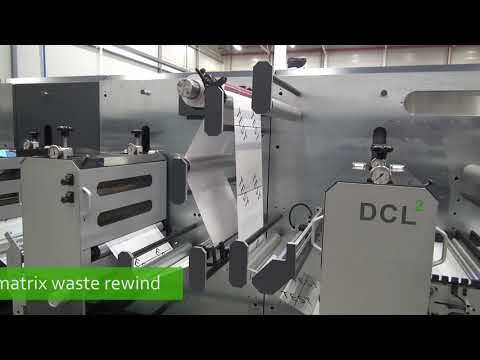 DCL2 550 MM WIDE CONVERTING LINE