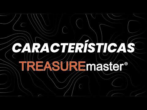 Detectores de metales Treasure Master