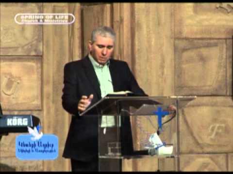 Սամուէլի Հրաժեշտի Պատգամը (Ա.Թագաւորաց 12.1-25)