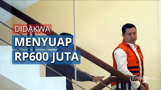 Didakwa Suap Wahyu Setiawan Senilai Rp600 Juta, Saeful Bahri Dengar Dakwaan Via Video Conference