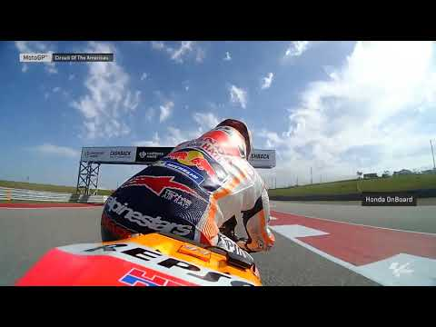 Repsol Honda OnBoard: Grand Prix of the Americas
